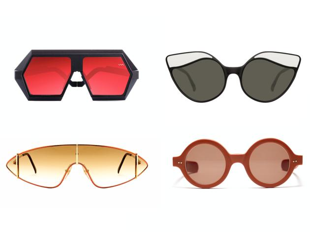 Las gafas de sol más atrevidas para este verano