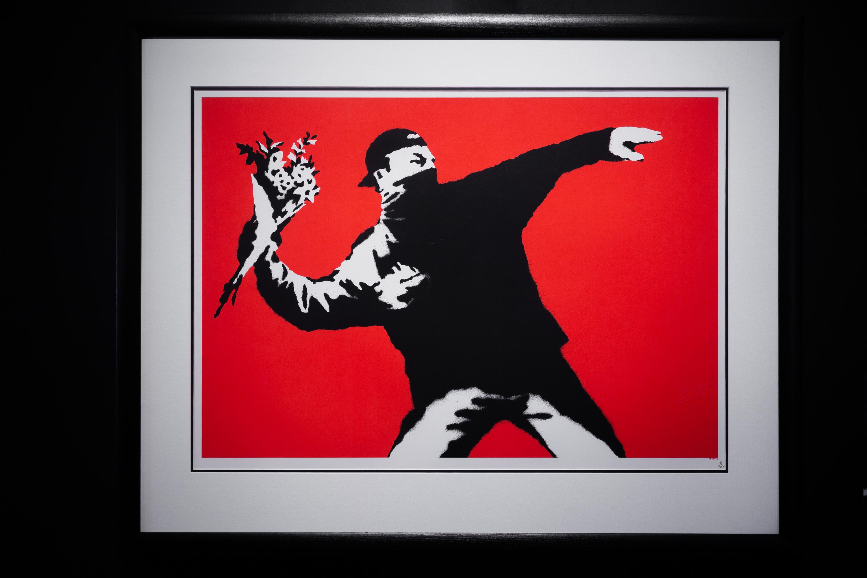 Banksy: Genius or Vandal?