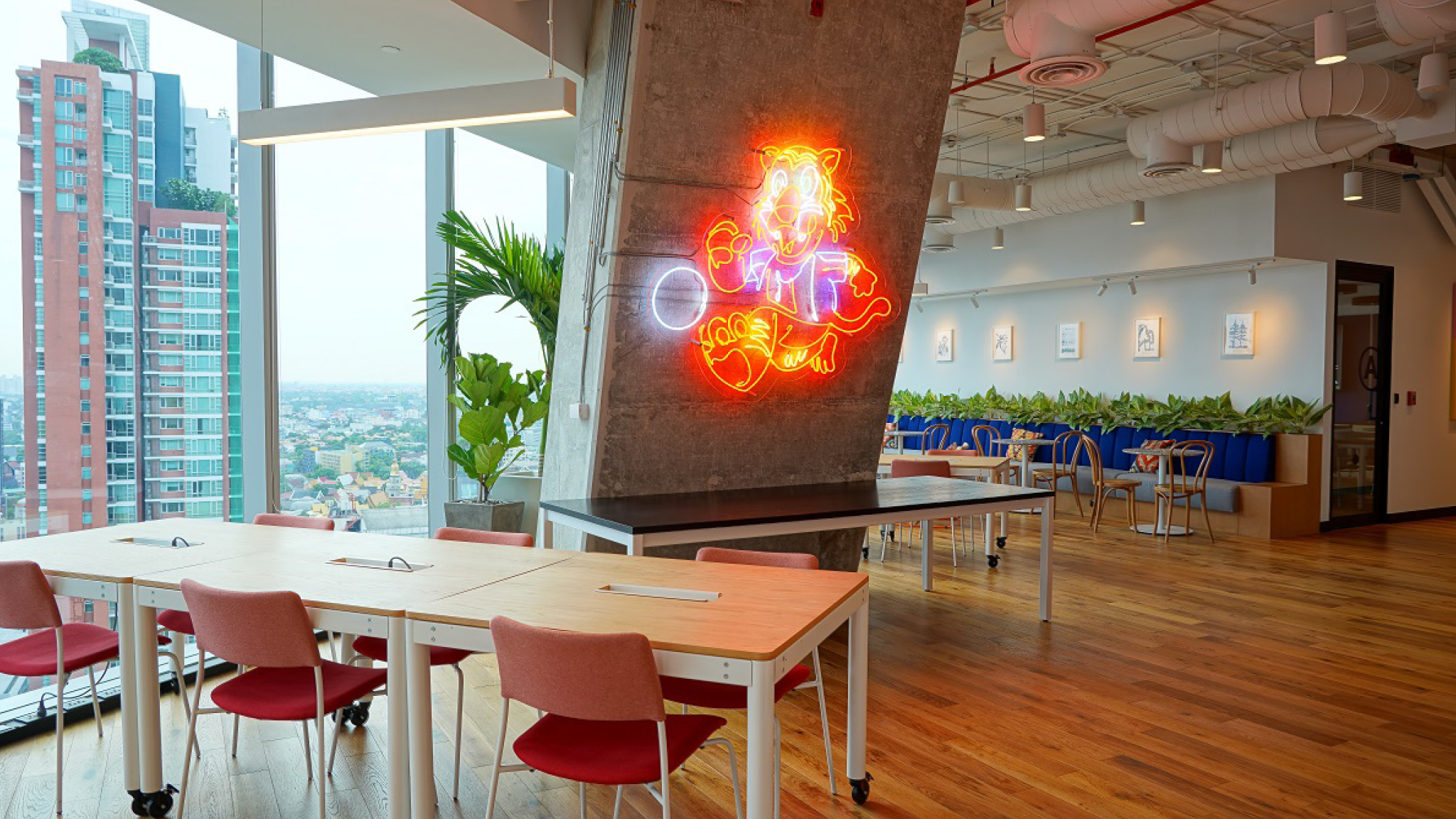 Best co-working spaces in Bangkok