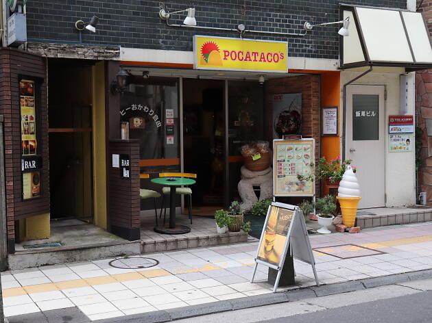 POCA TACO'S 中野店