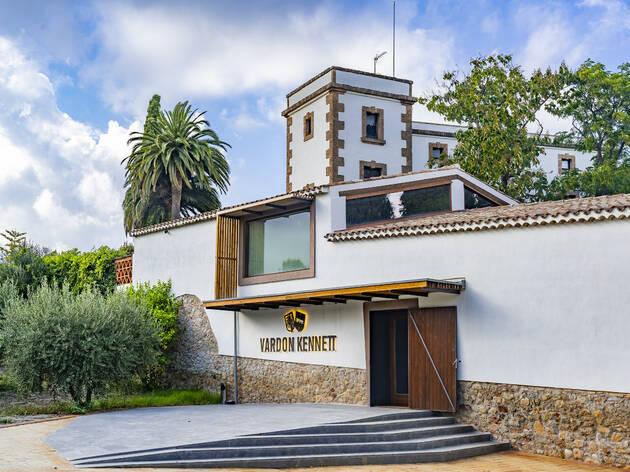 Vardon Kennett winery, Torres Wines, Penedes, Catalonia, Spain