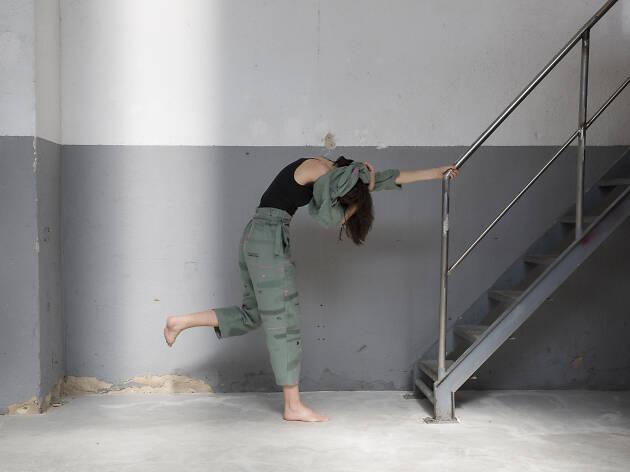 'Cossos creuats', la col·laboració d'Ana Tichy i Martina Manyà