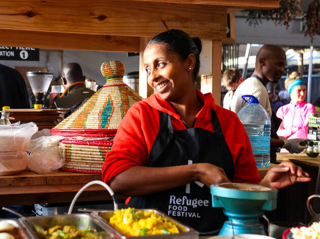 Le Refugee Food Festival revient à Paris à partir du 15 juin !