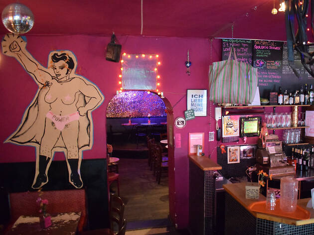 Silver Future gay bar in Berlin