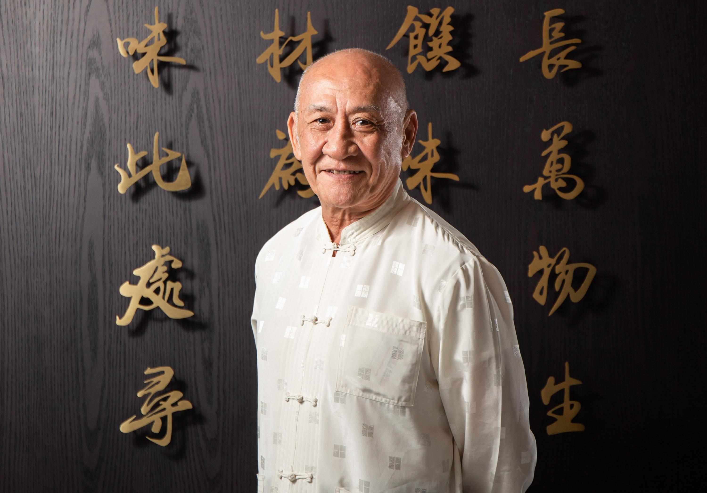 Chef Steve Lee Ka Ding