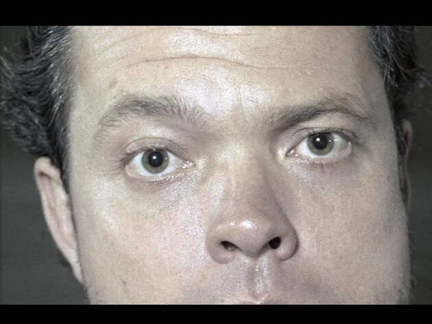 Os Olhos de Orson Welles (2018)