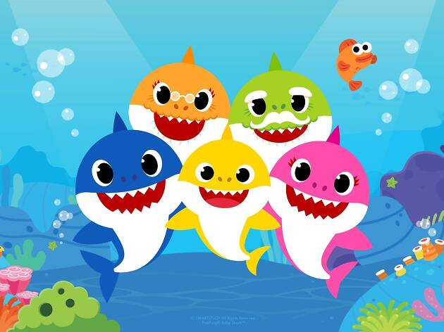 Wahoo! Baby Shark Live is on its way this fall