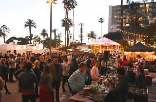 KCRW Night Market at The Bungalow Santa Monica summer 2019