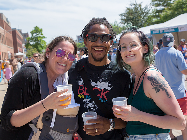 Ravenswood On Tap: A Craft Beer Street Fest