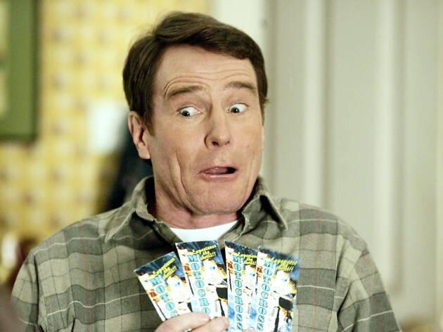 Bryan Cranston como Hal