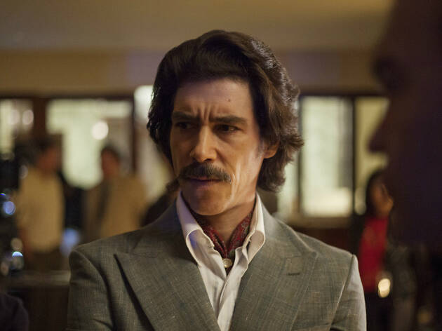 Luis Rey de Luis Miguel, la serie