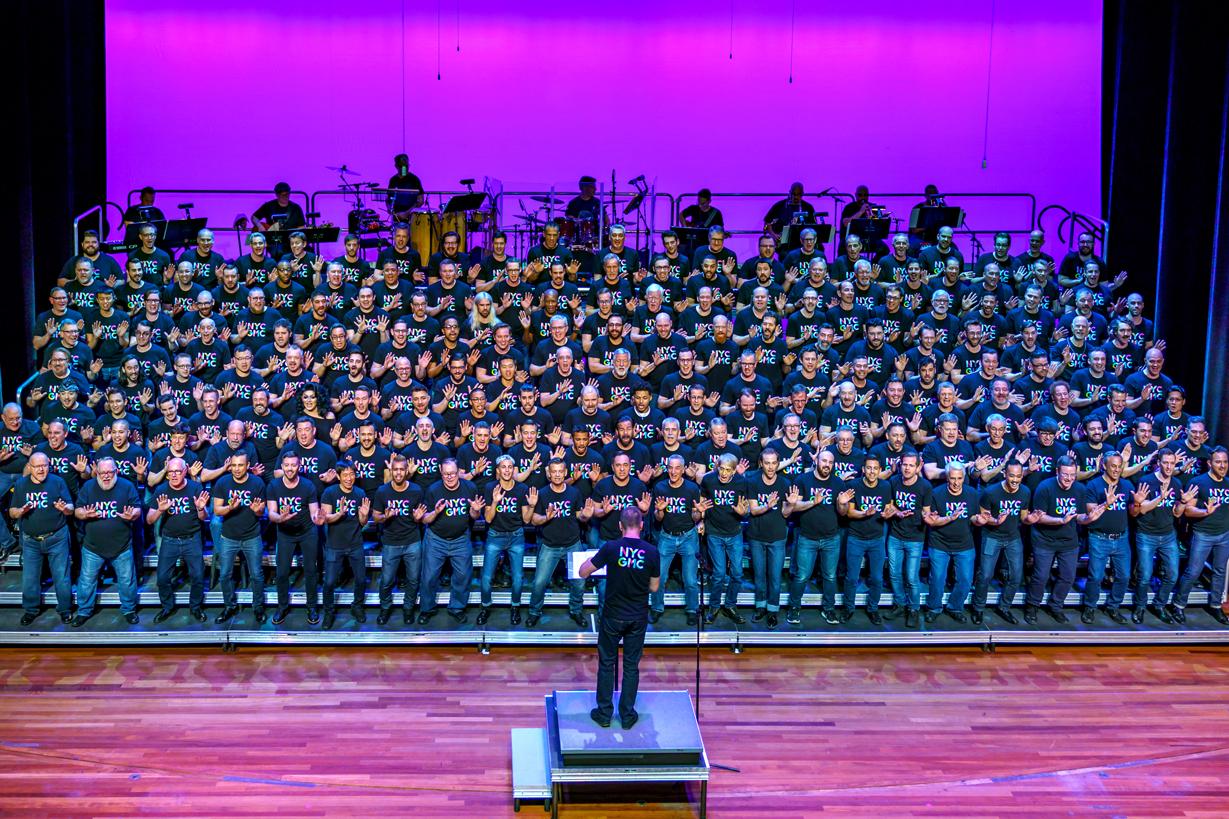 New York City Gay Men's Chorus