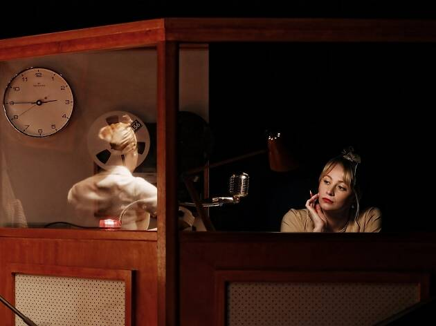 Murder on the Wireless Ensemble Theatre 2019