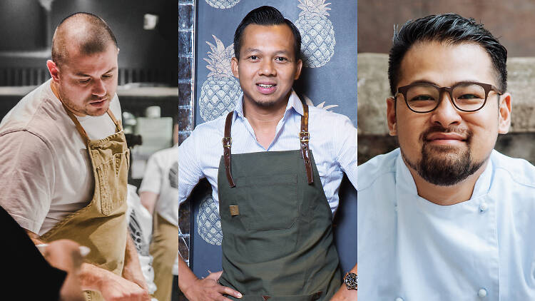 Fathers in F&B industry (new)