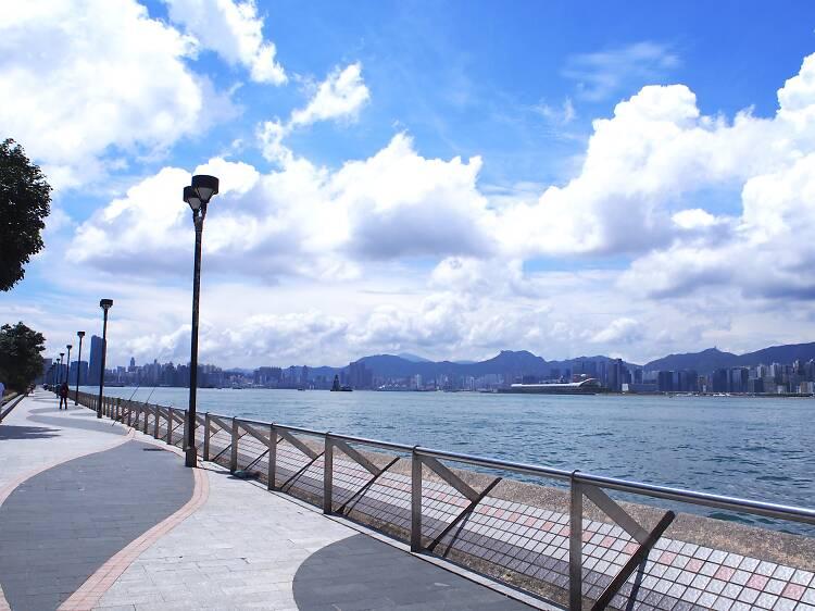 Sai Wan Ho Harbour Park