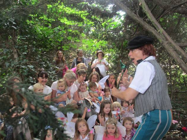 'Whippersnappers Fairyland' at Dulwich Park