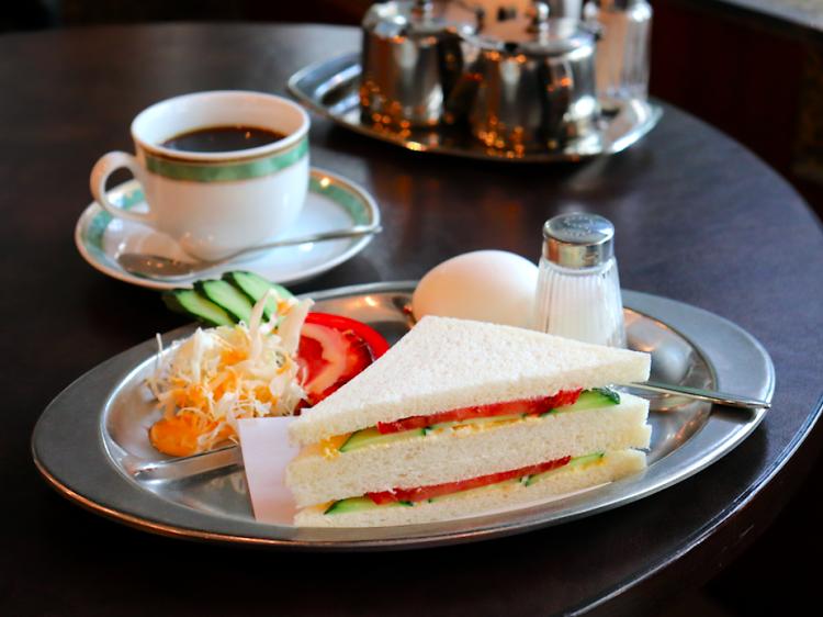 中野で食べるべき朝食5選