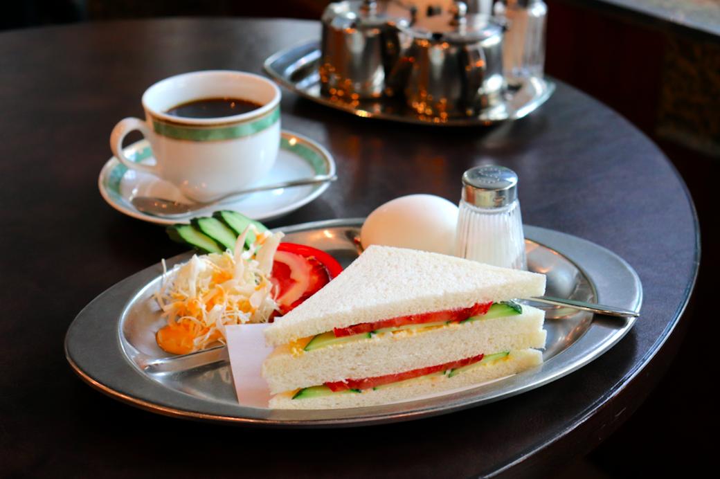 中野駅周辺で食べたい朝食5選