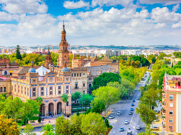 Essential Seville: sunshine, tapas and Moorish sights