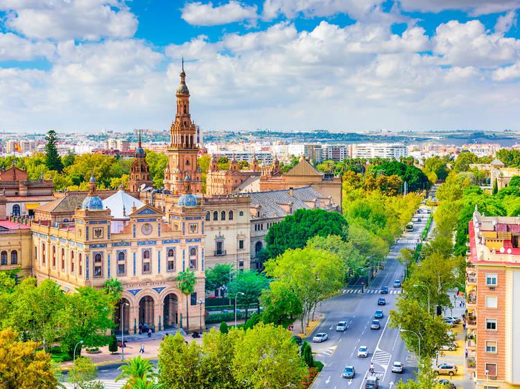 Essential Seville: sunshine, tapas and Moorish sights
