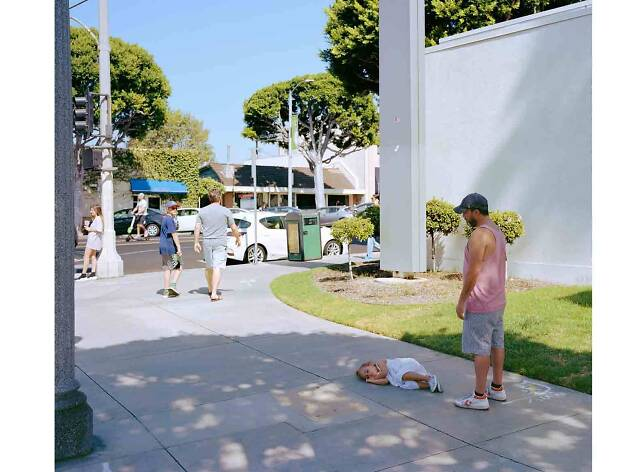 Jeff Wall review