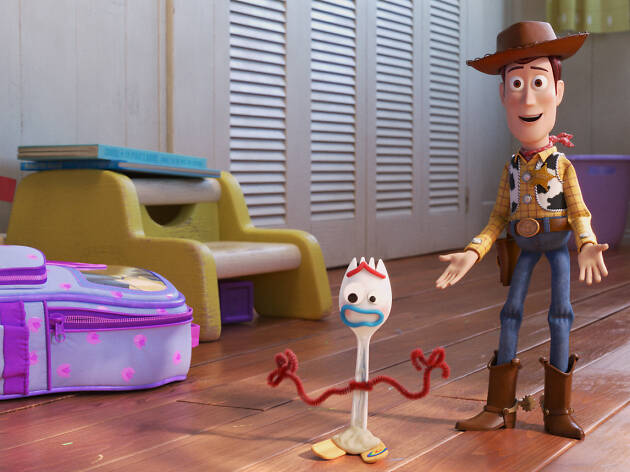 Film of the week: 'Toy Story 4'