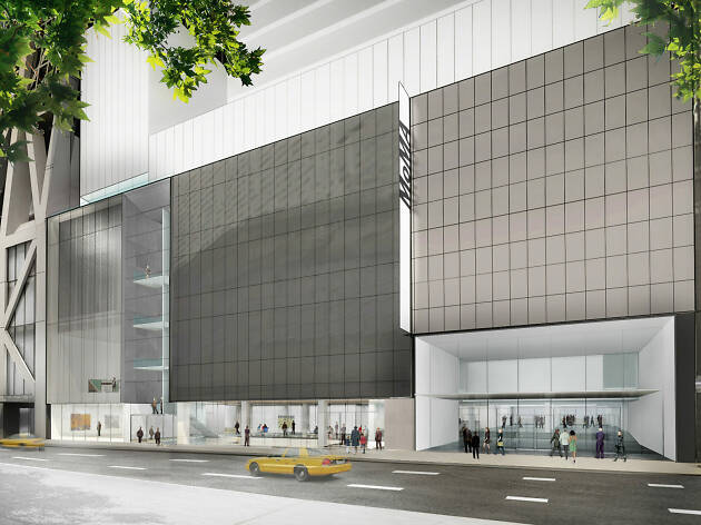 The MoMA closes for renovations this weekend, but there's good news for little artists