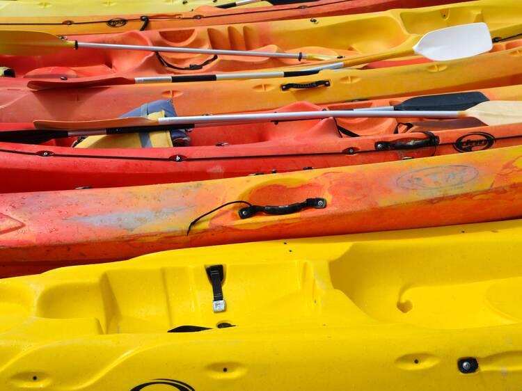 Kayak Staten Island