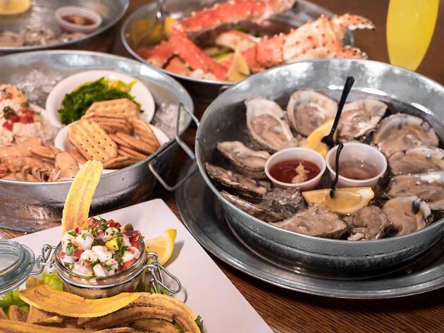 Alonzo's Oyster Bar