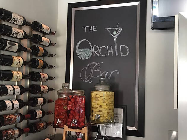 Orchid Bar