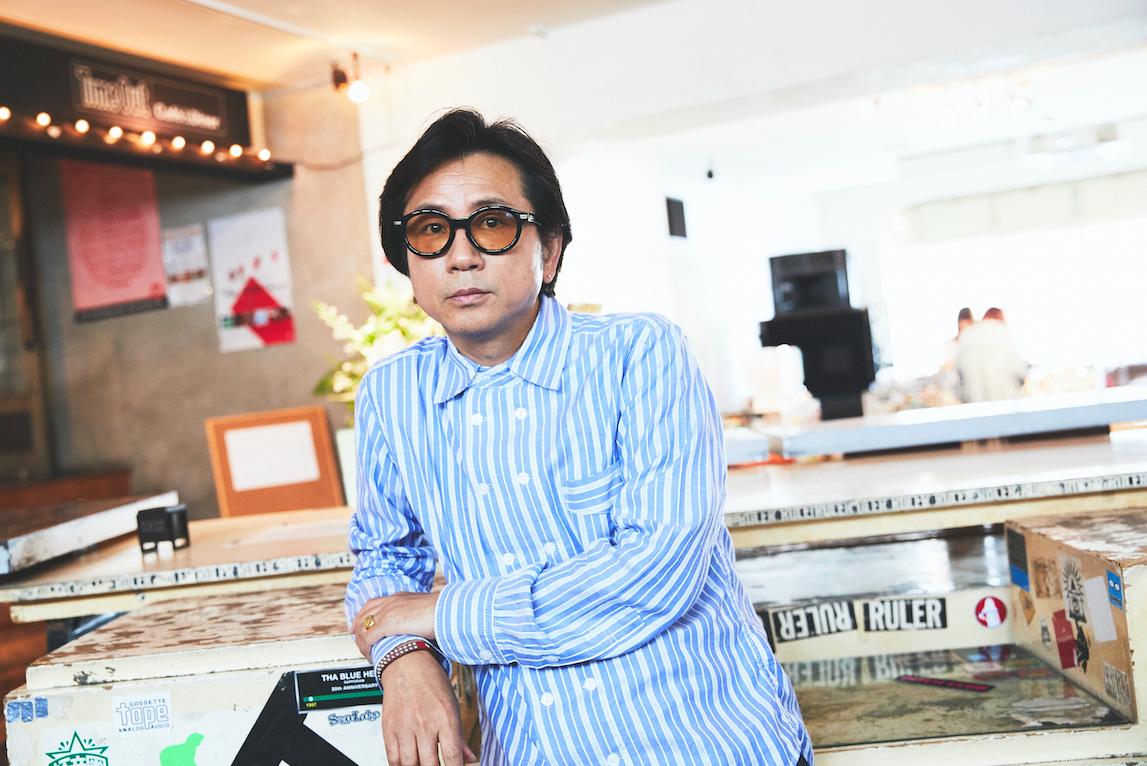 インタビュー:藤井フミヤ