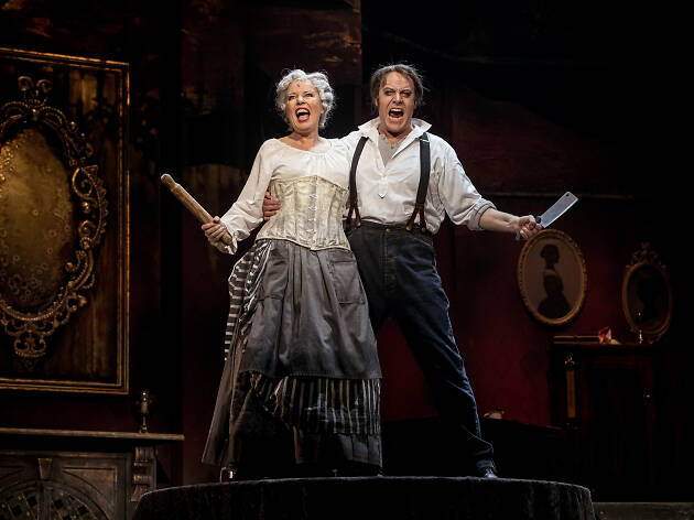 Sweeney Todd 2019 supplied image