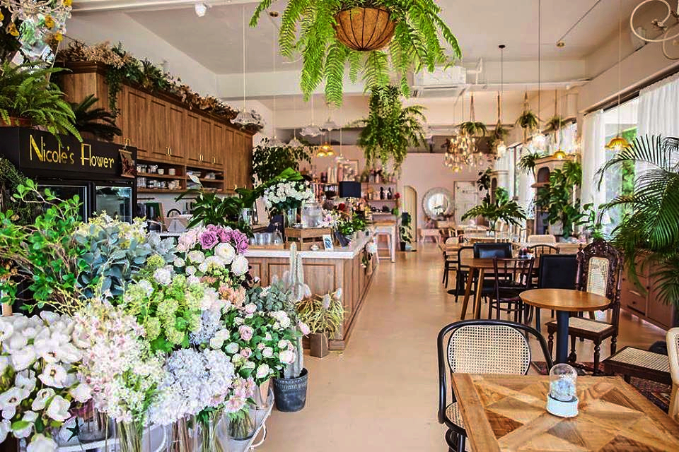 The most Instagrammable cafés in Singapore