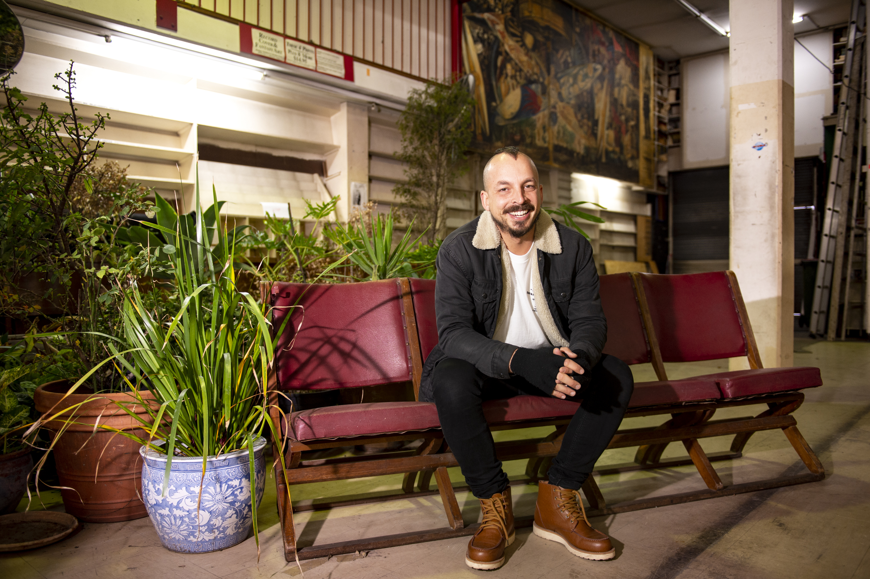 Commune's founder Sam Ali tells us how to make the most of Newtown after dark