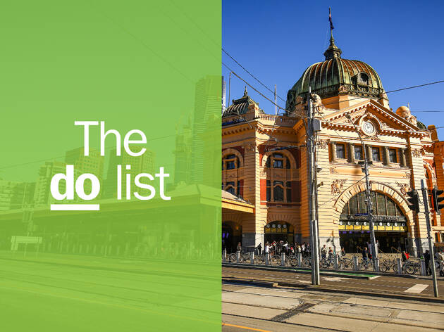 101 things to do in Melbourne before you die