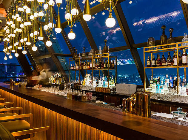 The best cocktail bars in Bangkok