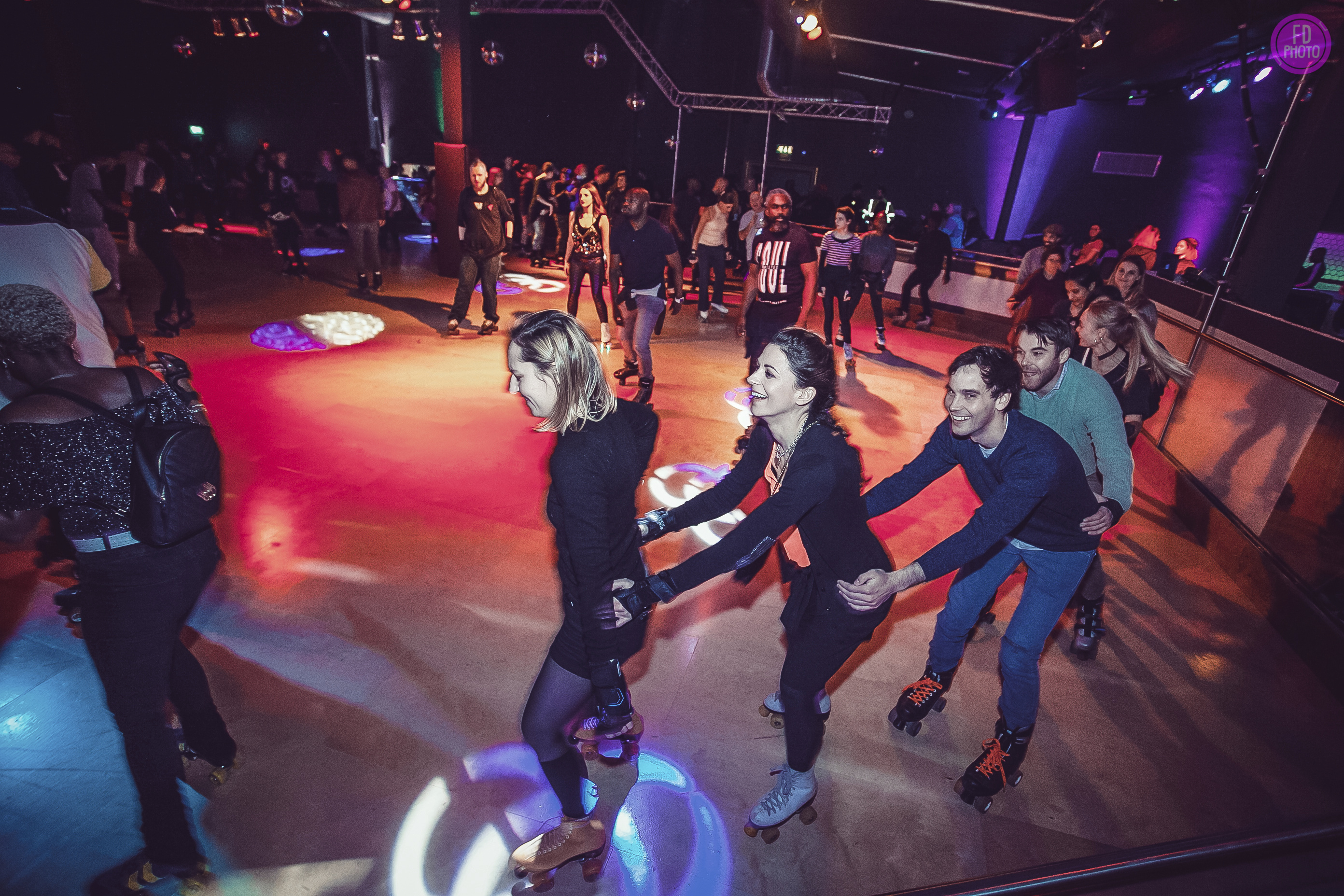 Unleash your inner dancing queen at these London discos with a difference