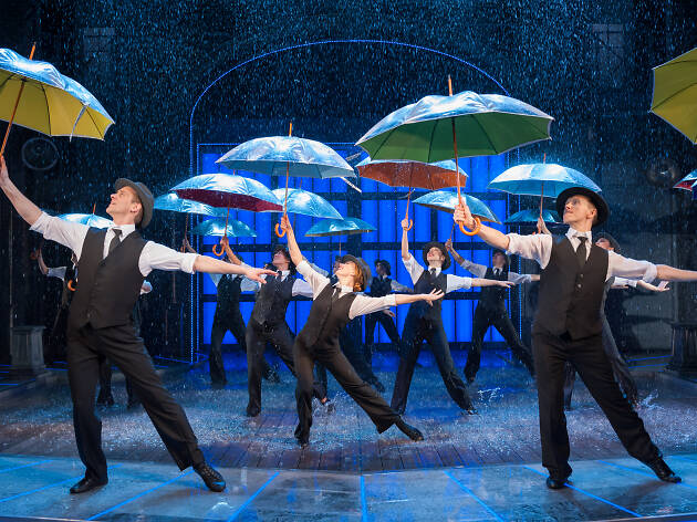 'Singin' in the Rain' at Sadler's Wells