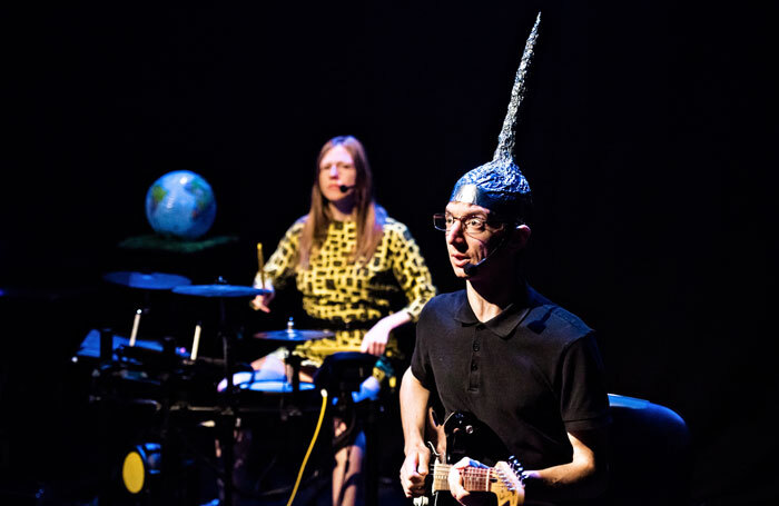 'The Future' by Little Bulb, at Battersea Arts Centre