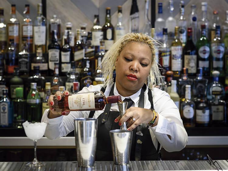 Negresco Cocktail Bar By Bobbys