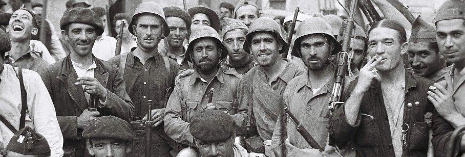Més enllà de les trinxeres (1936-1939). Fotografies d'Alec Wainman