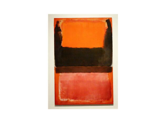 Mark Rothko, Painting No 21 (red Brown Black and Orange) , 1951