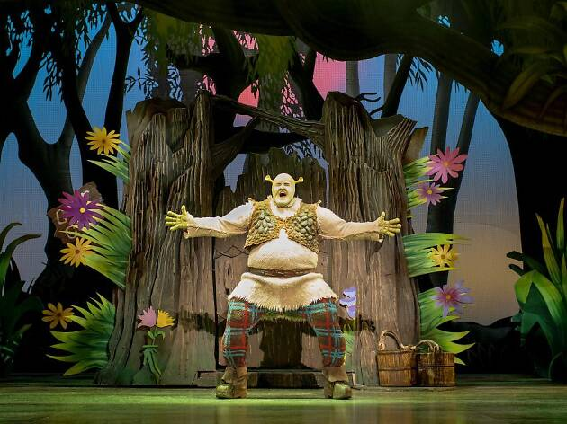 Shrek the Musical 2019 supplied image