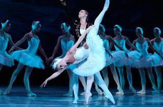 Ballet nacional de Cuba - El lago de los cisnes