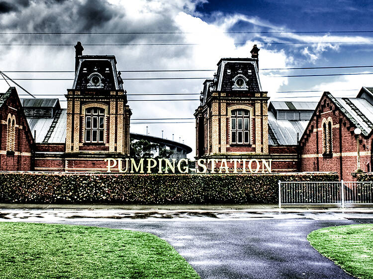 Go on a Pumping Station tour at Scienceworks