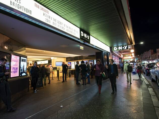 Newtown's Dendy Cinemas is open again from today