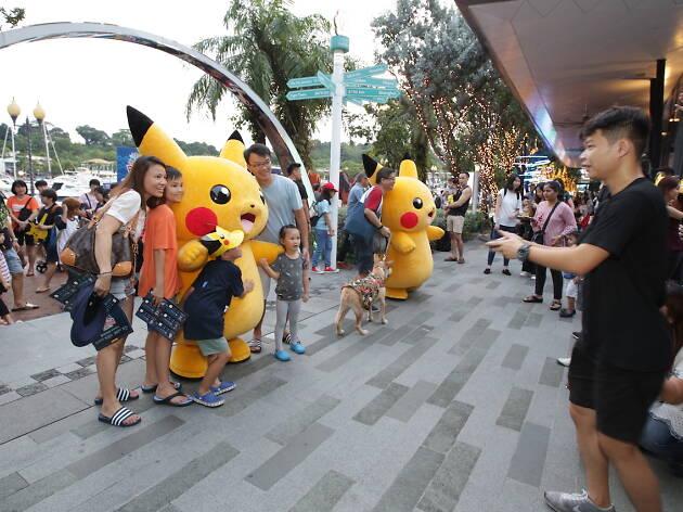 Pokémon Carnival