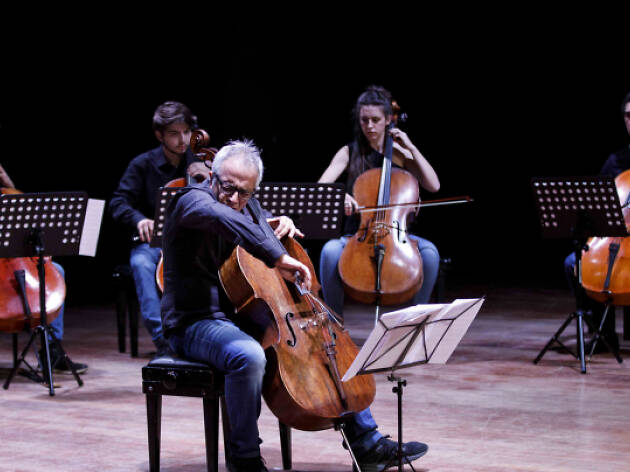 Giovanni Sollima - Music Up Close Cello Ensemble