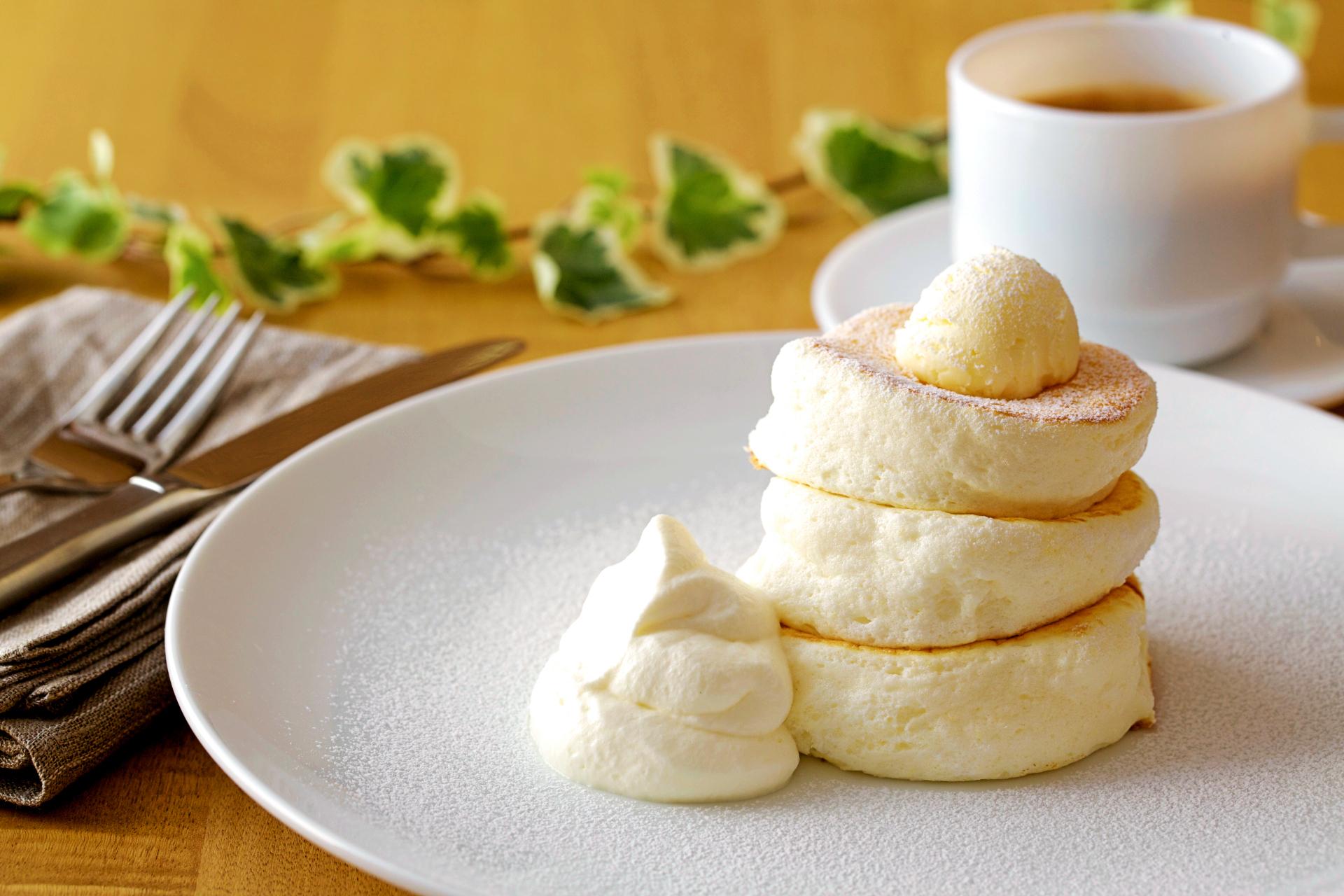 Gram pancake