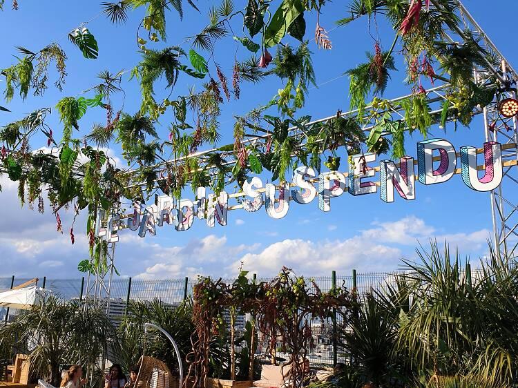 Le Jardin Suspendu